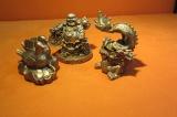 Mandarinské kachničky, Buddha, Drak feng-shui