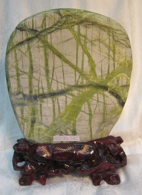 bambusový kámen