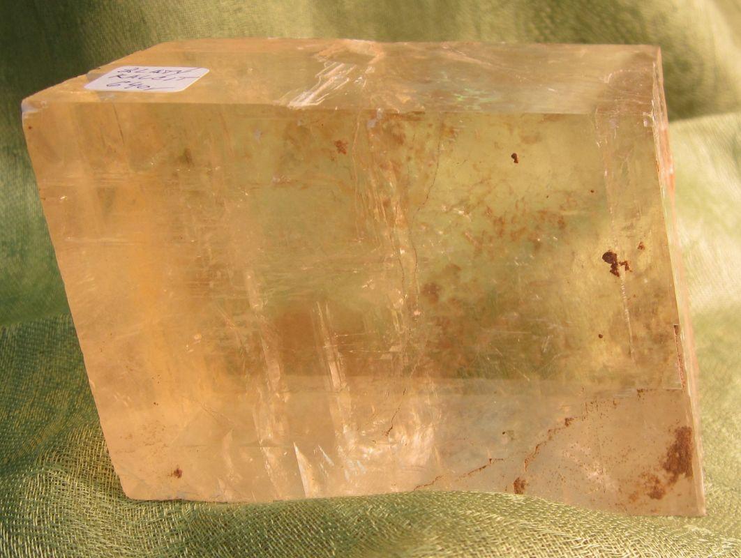 Zlatý kalcit